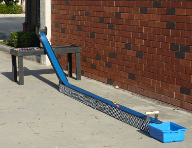 supersize your party with a gravity track